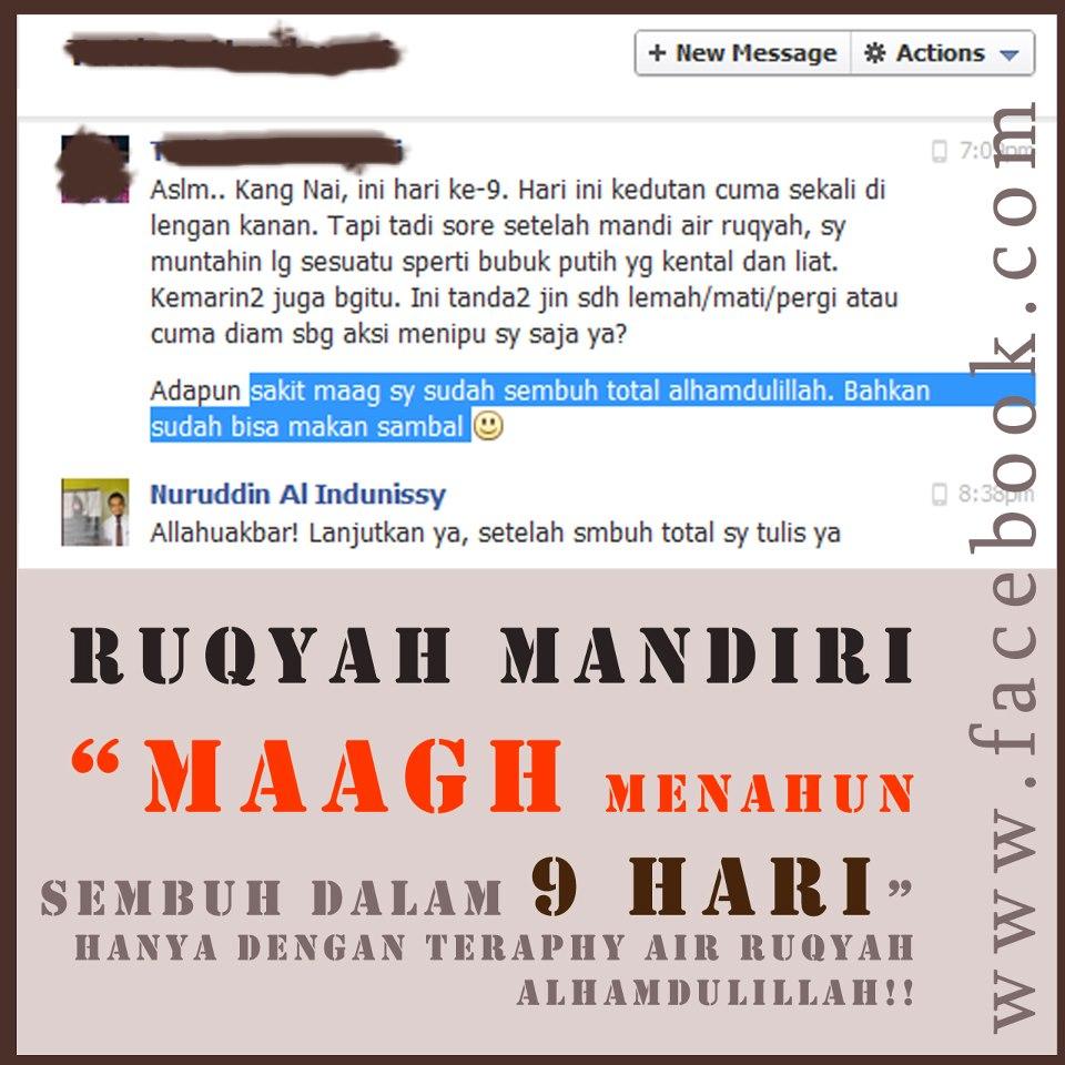 """RUQYAH SIHIR """"MAAGH AKUT & MENAHUN"""" – Rehab Hati"""