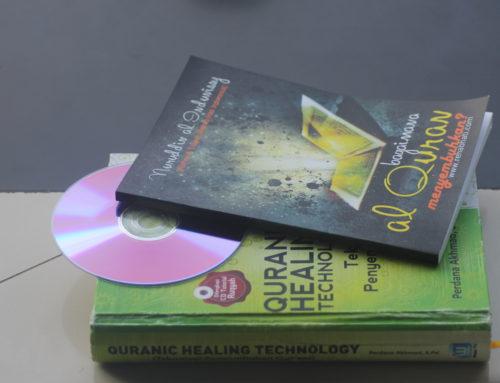 BUKU & DVD RUQYAH