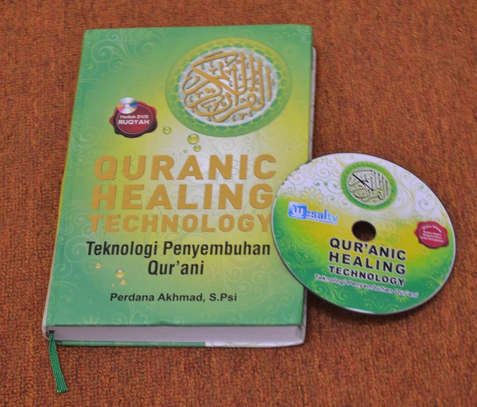 Buku Quranic Healing Perdana Ahmad