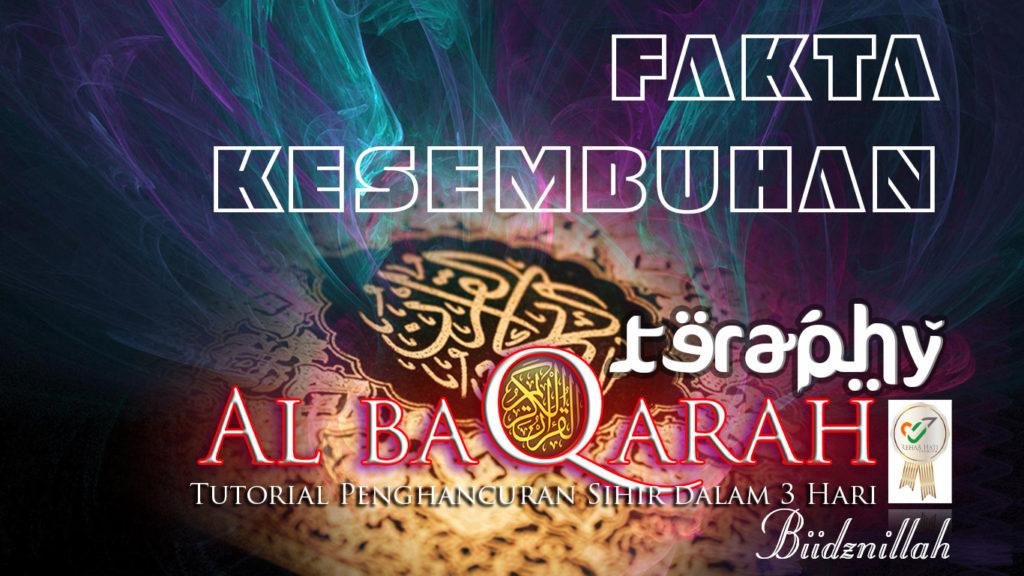 Fakta Kesembuhan Teraphy Al Baqarah